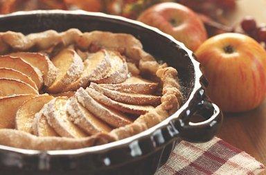 torta mele e ricotta ricetta
