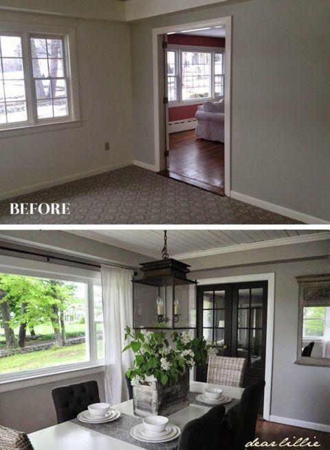 Home Staging - prima e dopo