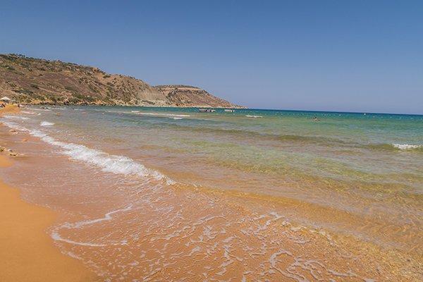 Malta la perla del Mediterraneo - Ramla Bay