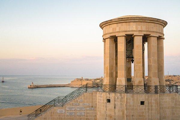 Malta la perla del Mediterraneo - Siege Bell