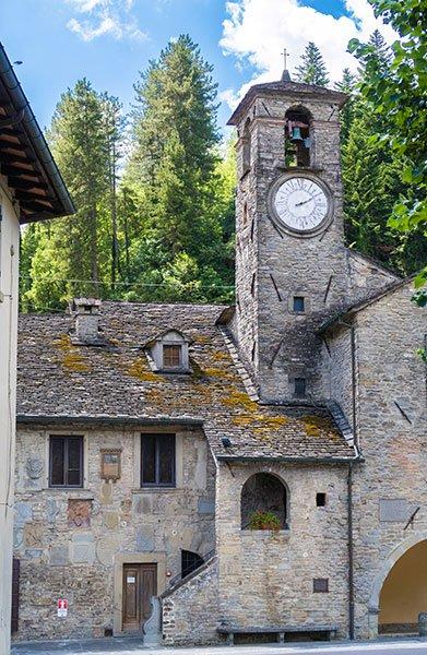 Palazzuolo sul Senio Il borgo nascosto in Toscana