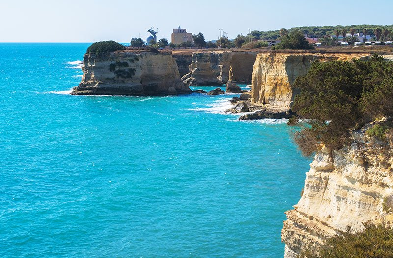 Vacanze in Salento: mare, masserie e buona tavola