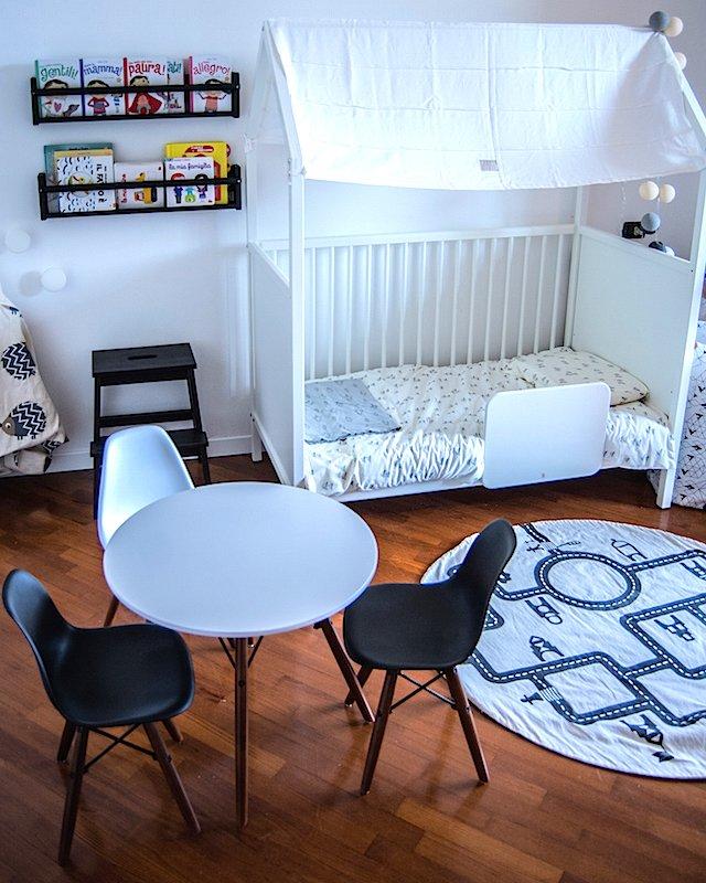 tavolini e sedie vitra bambino