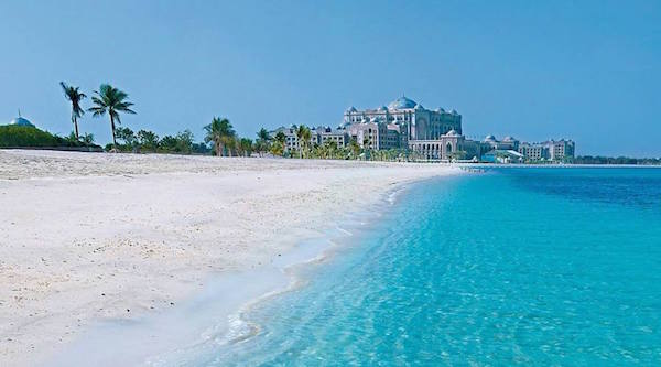 Dubai mare