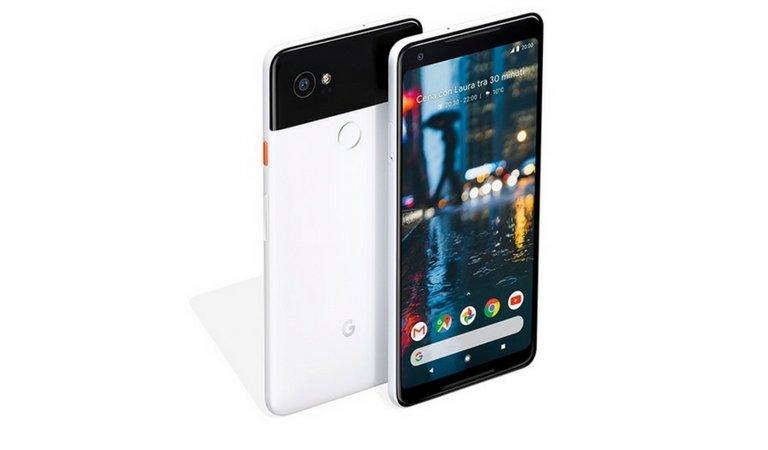 Recensione Google Pizel 2 XL