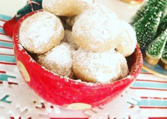 Biscotti Snowball