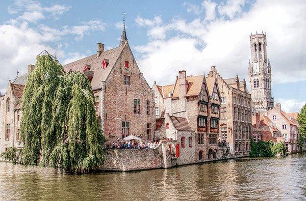 10 città europee per un weekend romantico - Bruges