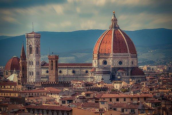 10 città europee per un weekend romantico - Firenze