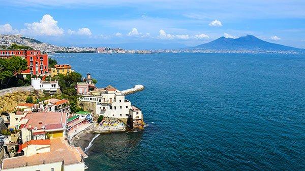 10 città europee per un weekend romantico - Napoli