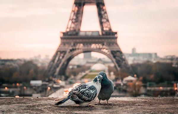 10 città europee per un weekend romantico - Parigi