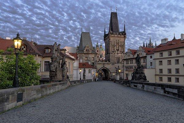 10 città europee per un weekend romantico - Praga