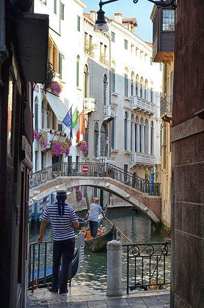 10 città europee per un weekend romantico - Venezia