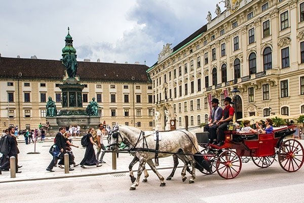 10 città europee per un weekend romantico - Vienna