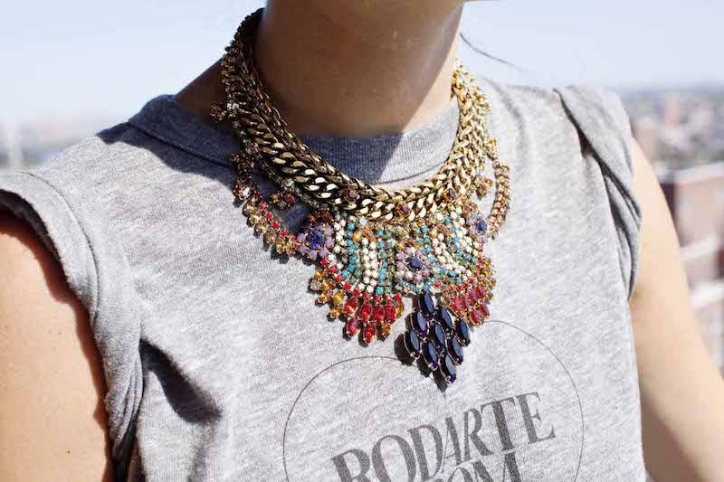 Bijoux-collana