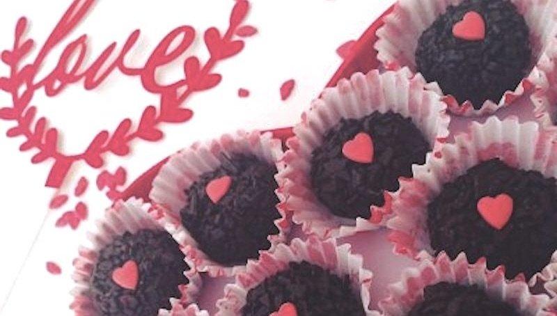 Cioccolatini san valentino fatti in casa