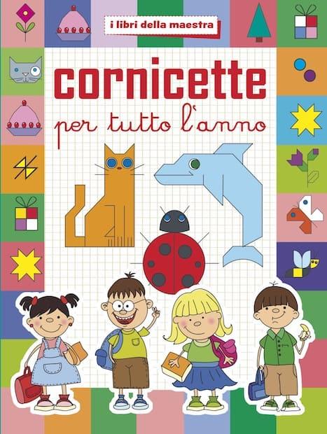 Le cornicette per bambini libro
