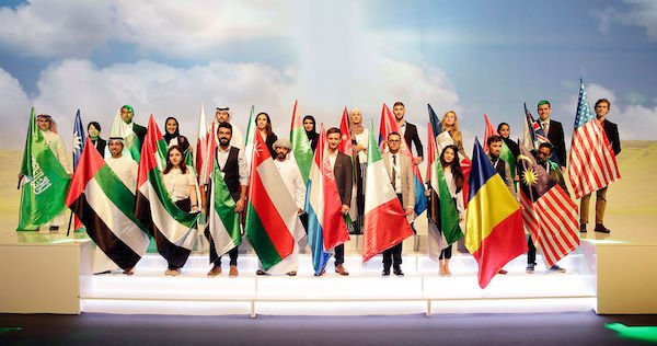 Solar Decathlon Middle East 2018 di Dubai