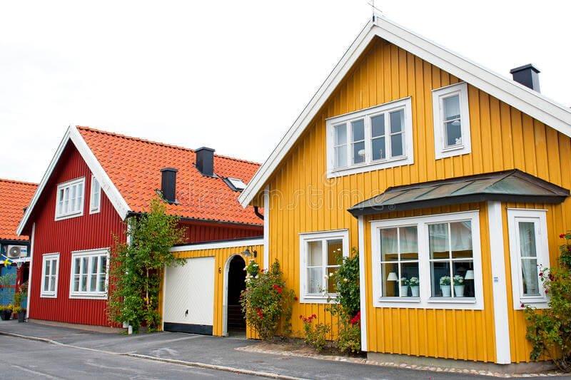 architettura scandinava