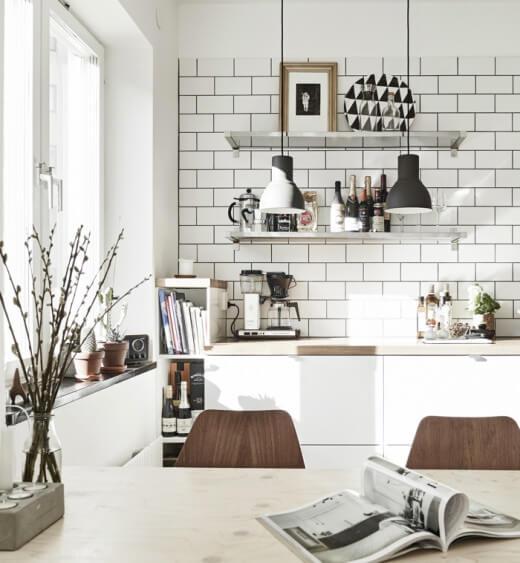 stile scandinavo casa