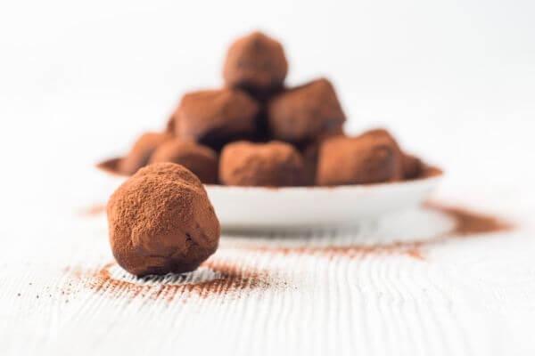 Ricetta tartufo al cioccolato
