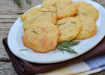 Ricetta Rosti patate forno
