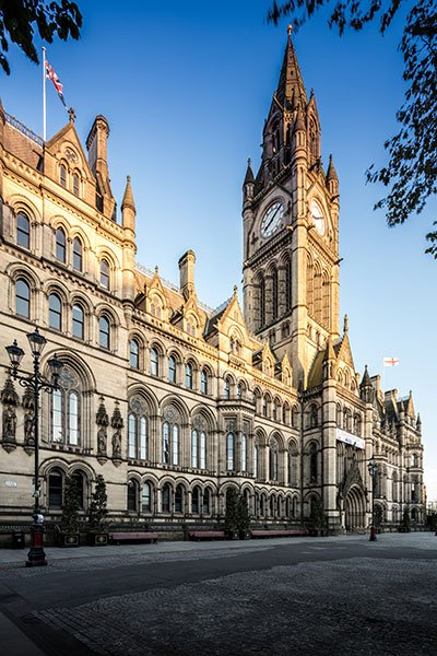 Viaggiare in primavera | Il municipio di Manchester