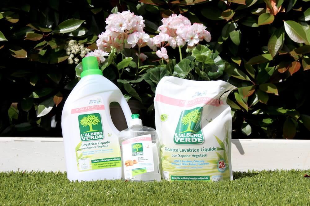 Prodotti biodegradabili