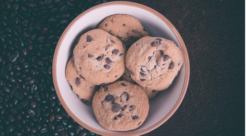 Biscotti freddi panna e cioccolato ricetta