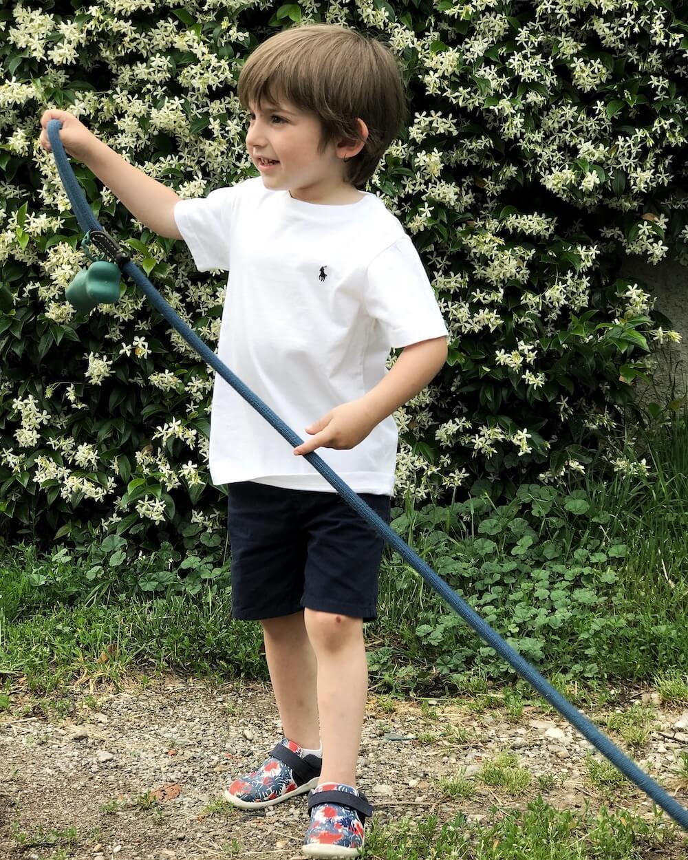 Quali scarpe scegliere estate bambini