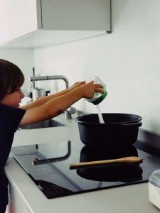 Bambini corsi cucina