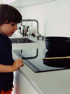 Montessori bambini cucina