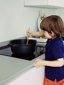 Preparare marmellata di more