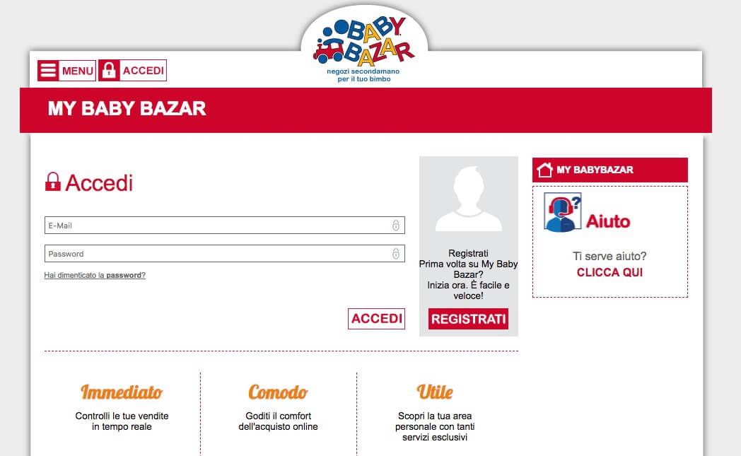 My baby Bazar