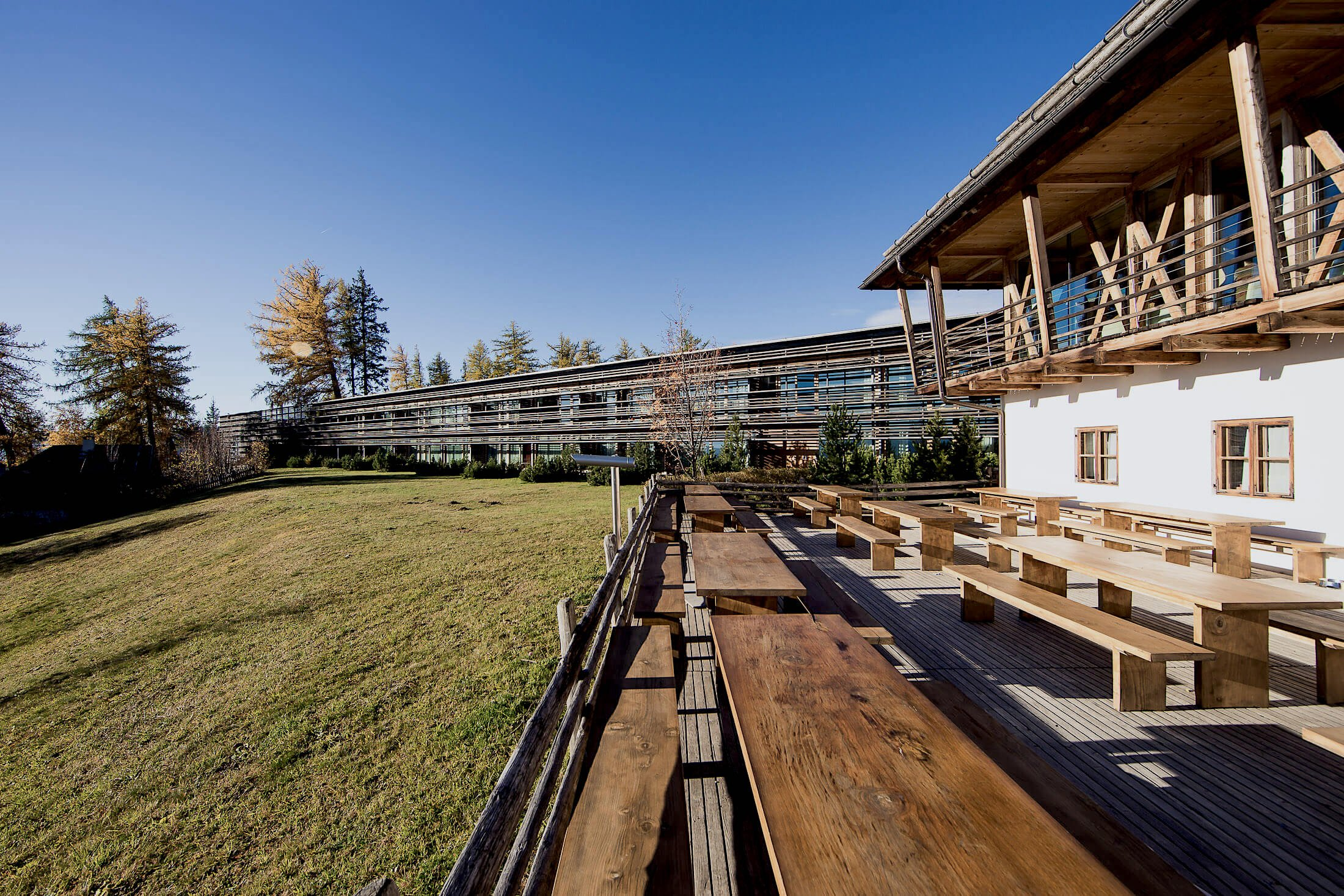 Vigilius Mountain Resort_5 stelle_sud tirolo_alto adige
