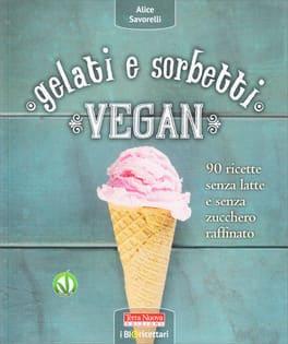 Libro ricette Gelati vegani