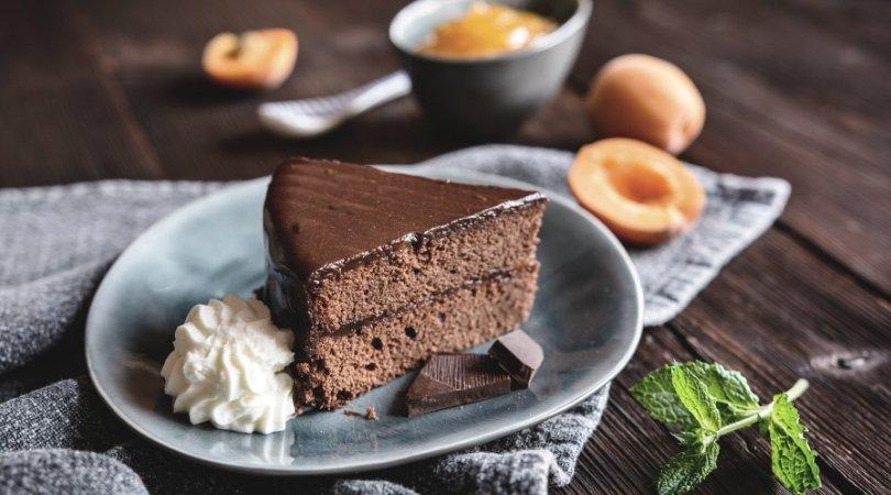 Ricetta torta Sacher_Venchi