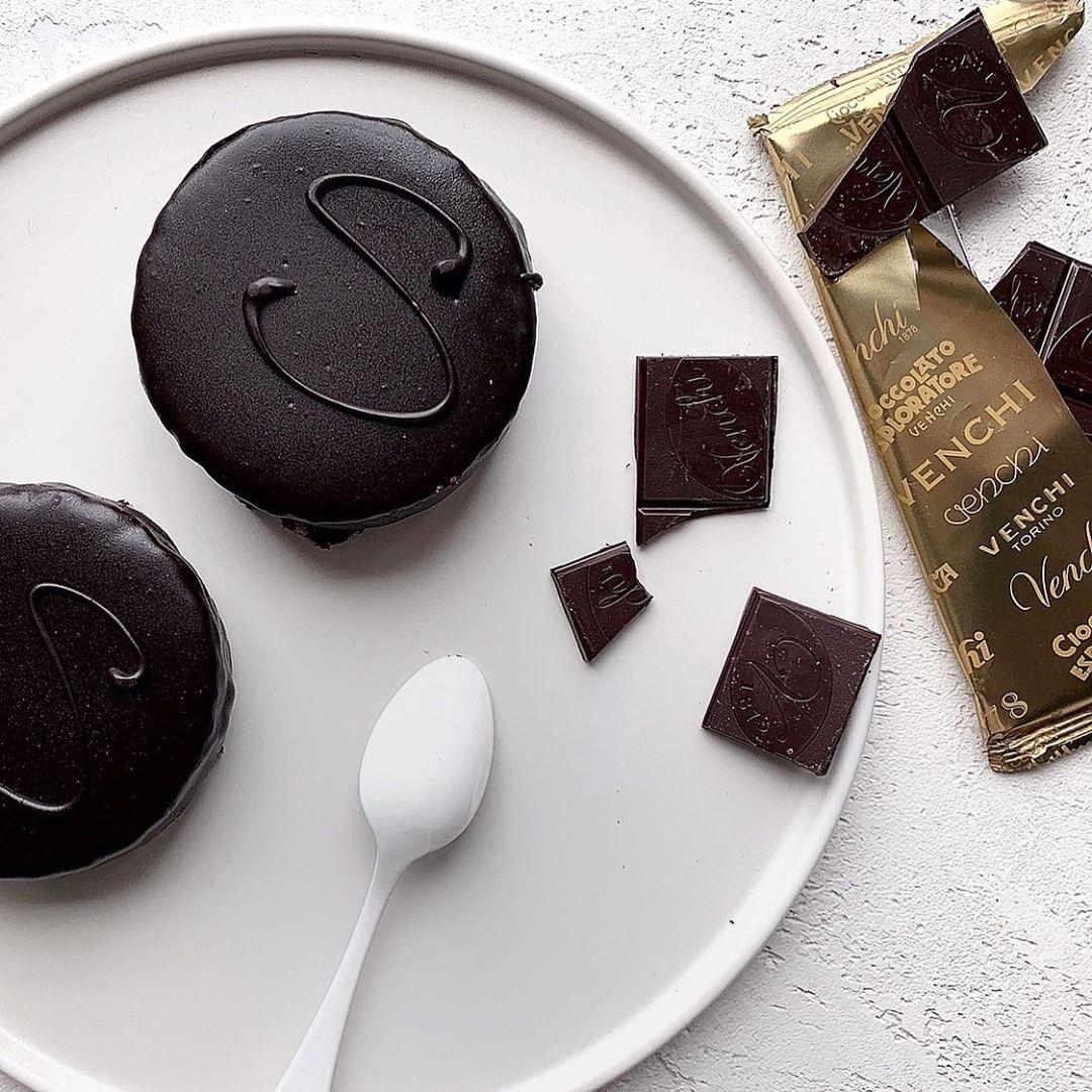 Sachertore cioccolato venchi ricetta