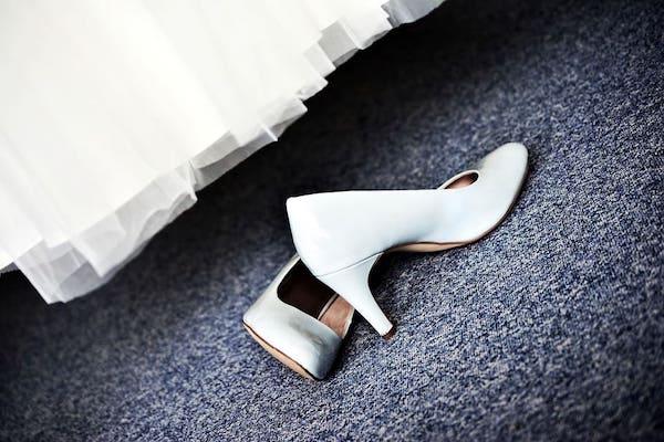 le scarpe perfette da sposa