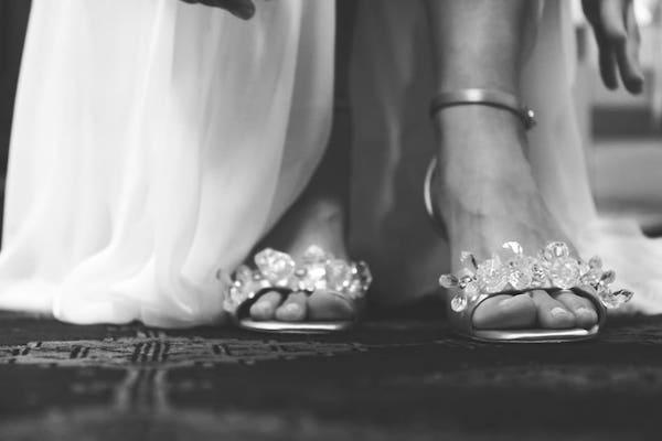 scarpe perfette altare