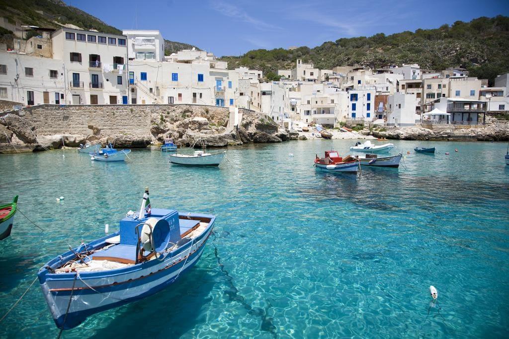 Isola di Levanzo Sicilia