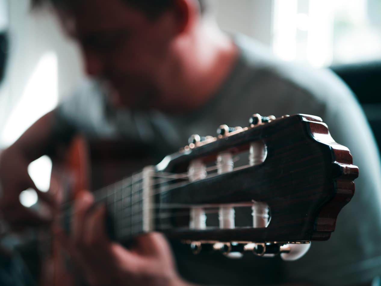 app imparare a suonare la chitarra