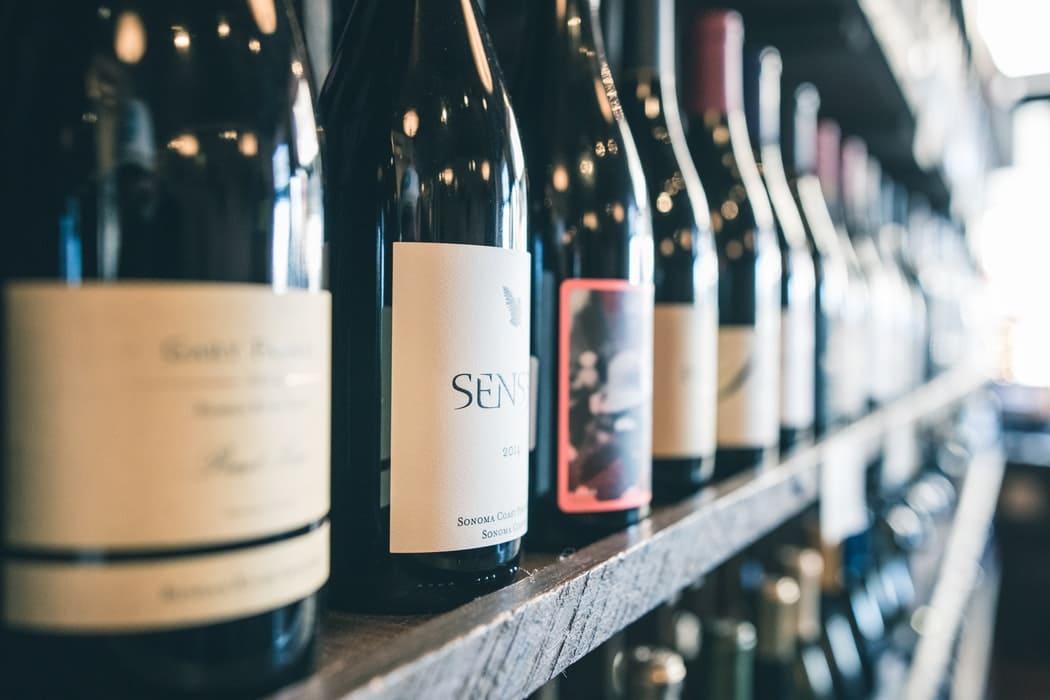 vini stranieri migliori bottiglie