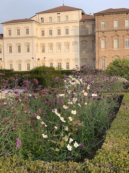 Giardini Reggia di Venaria Piemonte