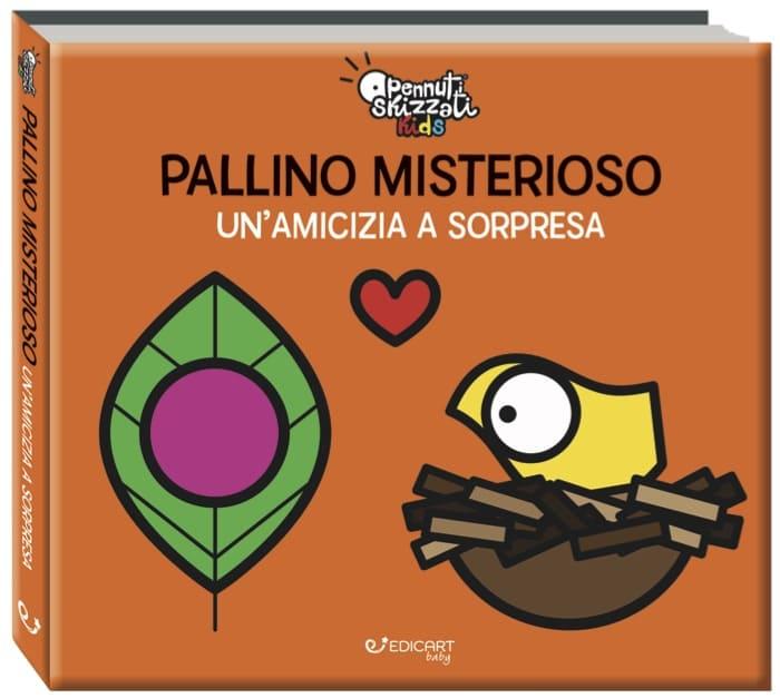 Libri bambini Natale_Pallino misterioso