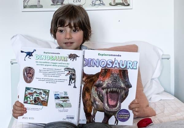 Dinosauri Andrea