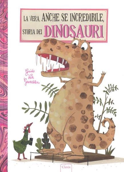 La vera anche se incredibile storia dei dinosauri