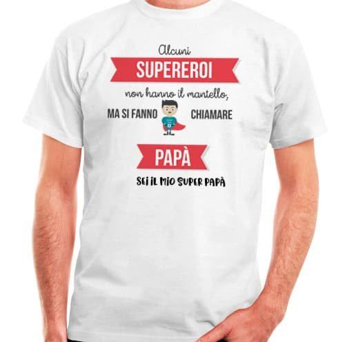 tshirt supereroe