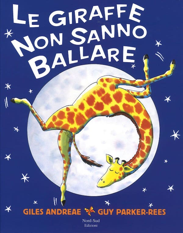 Le giraffe non sanno ballare_ libro autostima bambini