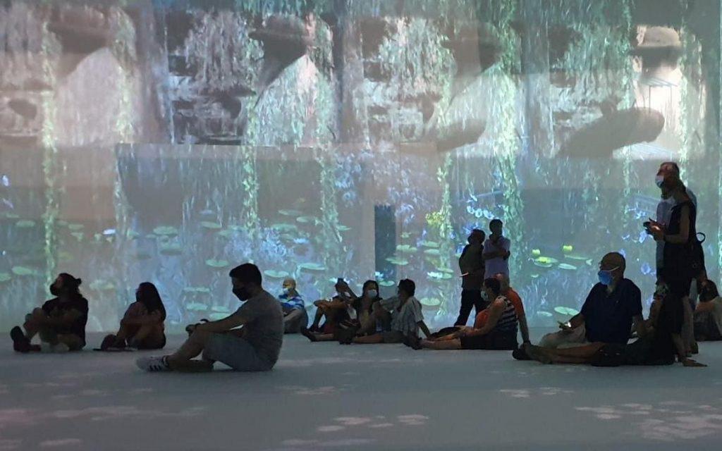 Monet mostra Teatro Arcimboldi