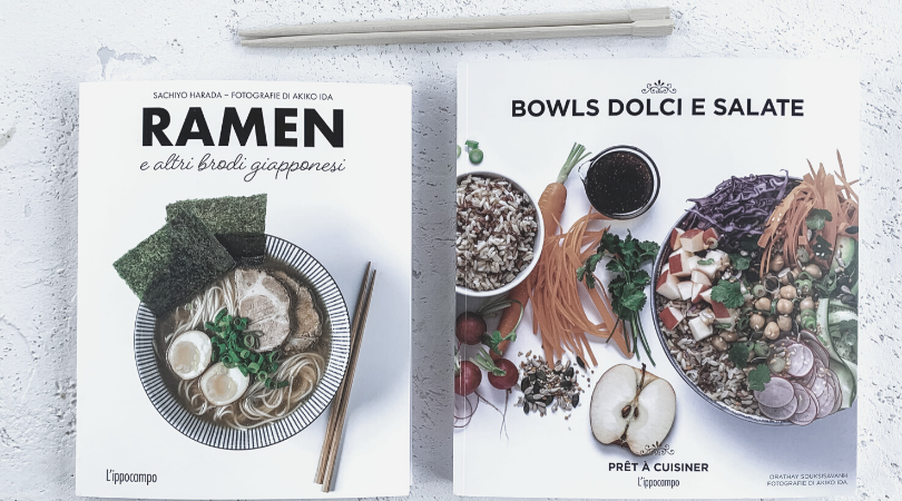 libri cucina giapponese